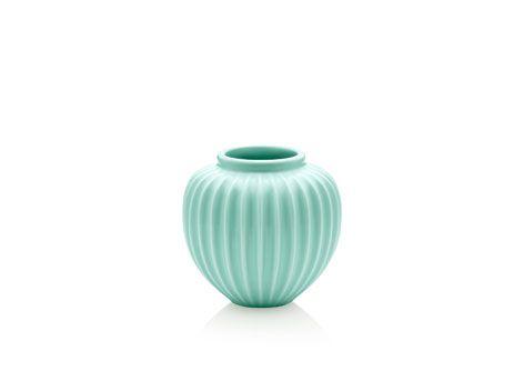 Lucie Kaas - Produkter - SCHOLLERT COLLECTION - Vase lille, mint grøn
