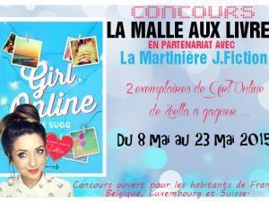 Concours Girl Online avec La Martinière J Fiction • Hellocoton.fr