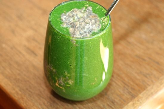 Green Monster Vegan Overnight Oats *Almond milk *Banana *Spinach ...