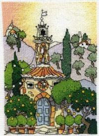 Tuscan Postcard - Michael Powell