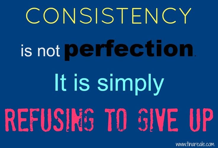 Consistency Training Diet Traveling