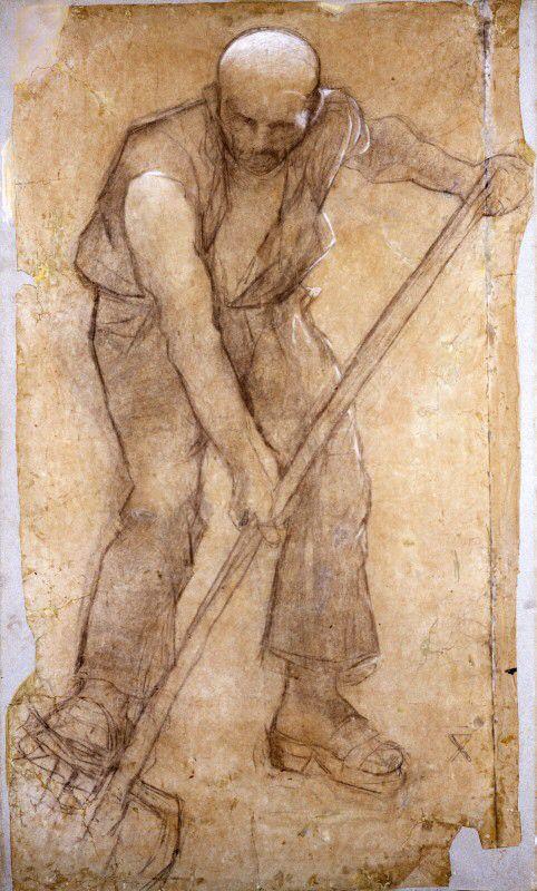 Giovanni Segantini Il lavoratore della terra