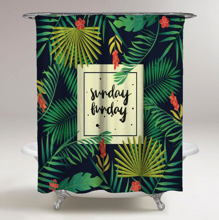 "Best Sell Tropical Quote Custom Design Shower Curtain 60""x72"" Print On #Unbranded #fashion #Style #custom #print #pattern #modern #showercurtain #bathroom #polyester #cheap #new #hot #rare #best #bestdesign #luxury #elegant #awesome #bath #newtrending #trending #bestselling #sell #gift #accessories #fashion #style #women #men #kid #girl #birthgift #gift #custom #love #amazing #boy #beautiful #gallery #couple #bestquality #tropical #floral #flower #katespade #quote"