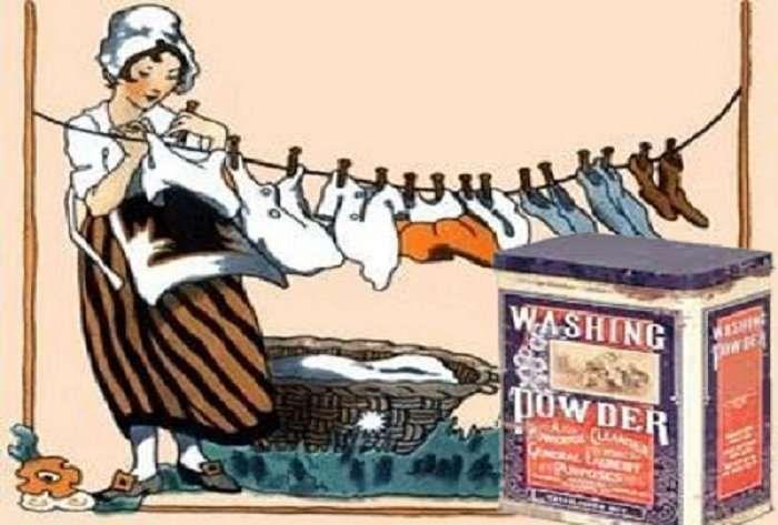Σπιτική σκόνη Πλυντηρίου ρούχων! Τα ρούχα θα βγουν πεντακάθαρα. Το σπιτικό απορρυπαντικό δεν αφρίζει και η σόδα με τον βόρακα θα εμποδίσουν το πλυντήριο να