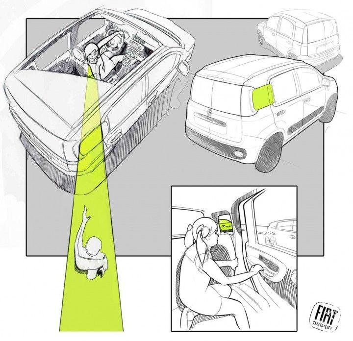 Fiat Panda: design story - Image Gallery