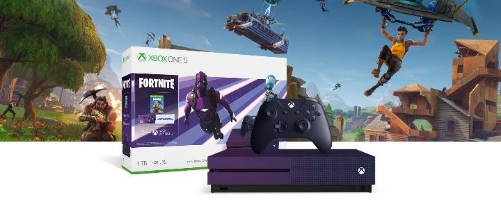 Xbox One S Fortnite Battle Royale Special Edition Bundle 1tb Price Includes Taxes With Images Xbox One S Xbox One Xbox One Console