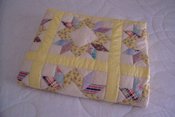 Quilt Star Pattern quilts country quilts by BorgmannsCreations