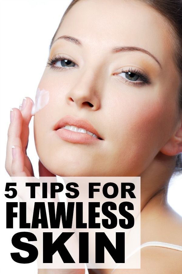 If you're looking for new techniques and products to improve your skin care routine after the harsh, cold winter weather, these 5 skin care hacks for flawless skin are just what you need for a healthy glow this summer!