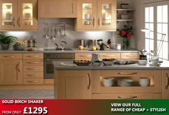 Picture Of Fitted Kitchens