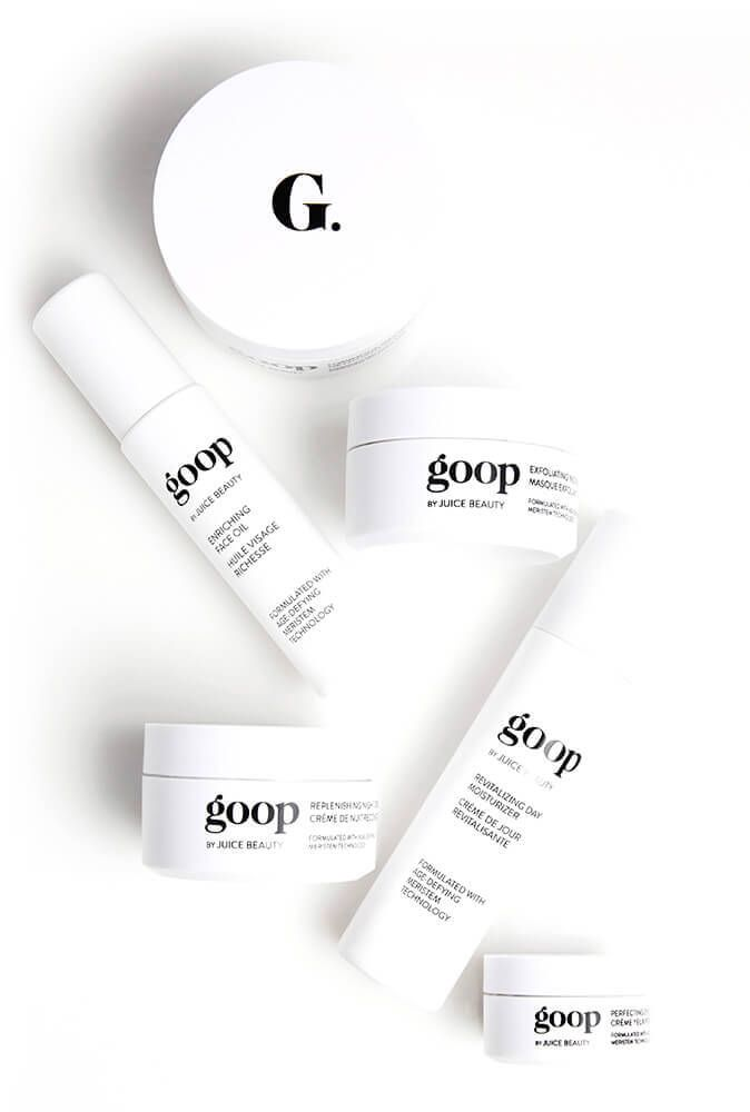 Get your glowiest, and healthiest complexion with goop skincare