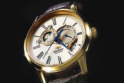 オリエント ワールドステージコレクション SUN&MOON<ORIENT65周年世界限定モデル> 50,000円+税オリエント時計から創立65周年を記念した世界限定モデル「SUN&MOON」が登場。2...