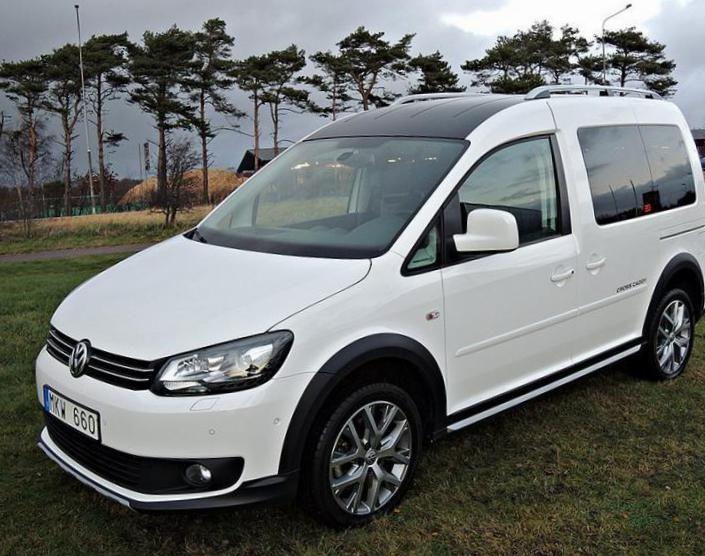 Volkswagen Caddy Kombi used - http://autotras.com