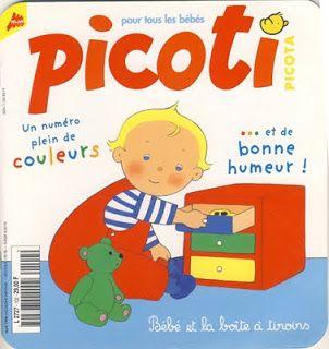 Le Journal de Nounou Sophie: Picoti n°102