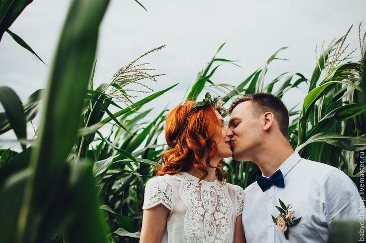 Платье FW14/15, свадебное платье, платье невесты – купить или заказать в интернет-магазине на Ярмарке Мастеров | Свадебное платье. Длинное платье молочного цвета…