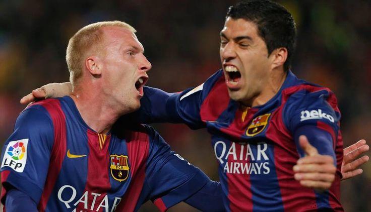 Barcelona ganó 2-1 al Real Madrid y le sacó cuatro puntos en la Liga BBVA #Depor