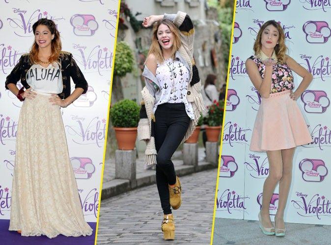 chaussures de violetta | Photos : Violetta : 5 choses à savoir sur la nouvelle Hannah Montana ...