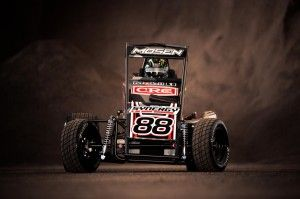 Hope we can see more speedway cars & competitors at CRC Speedshow in 2013. Here's Brad Mosen in the CRC Synergy Racing midget