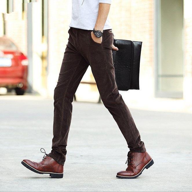 Exceptionnel Les 25 meilleures idées de la catégorie Pantalon velours cotelé  TS49