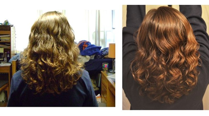 Learn how to take care of curly hair! I finally took the time to research how to