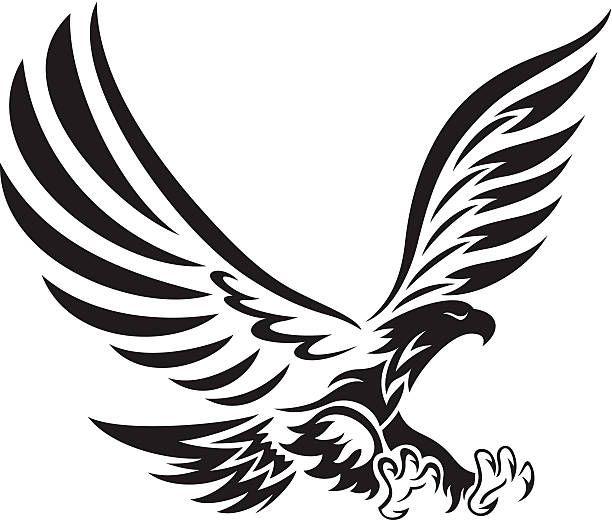 Tribal Eagle Tatuajes Aguilas Aguila Tribal Tatuaje Pequeno De Aguila