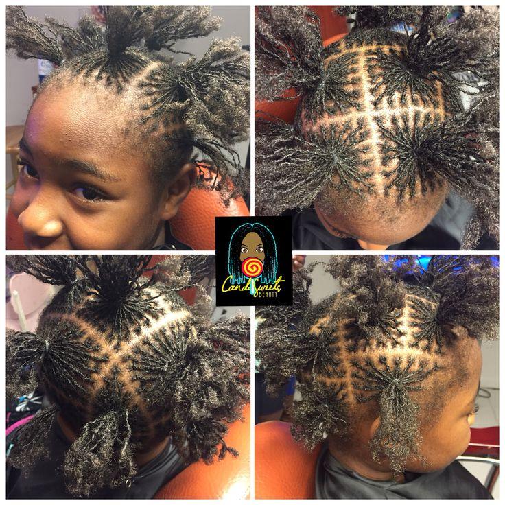 Children S Sisterlocks Sisterlocks Natural Hair Styles