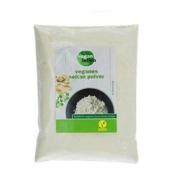 Veganes Seitan Pulver Basic, 250 g
