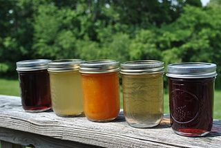 Home Canned Jelly by Virginia Maynard, via Flickr