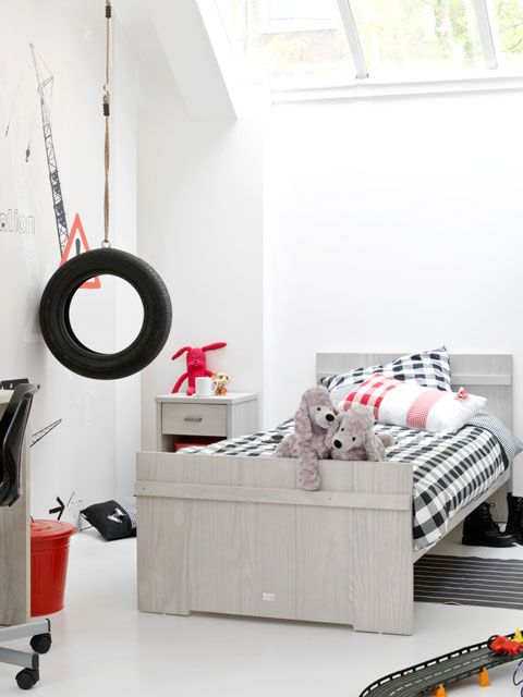 the boo and the boy boysu0027 rooms i love the idea of having something to keep kids active in their room