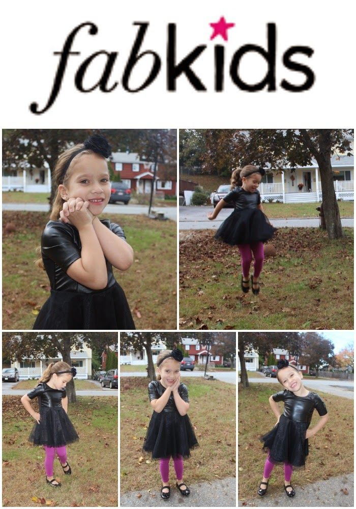 FabKids October Outfit
