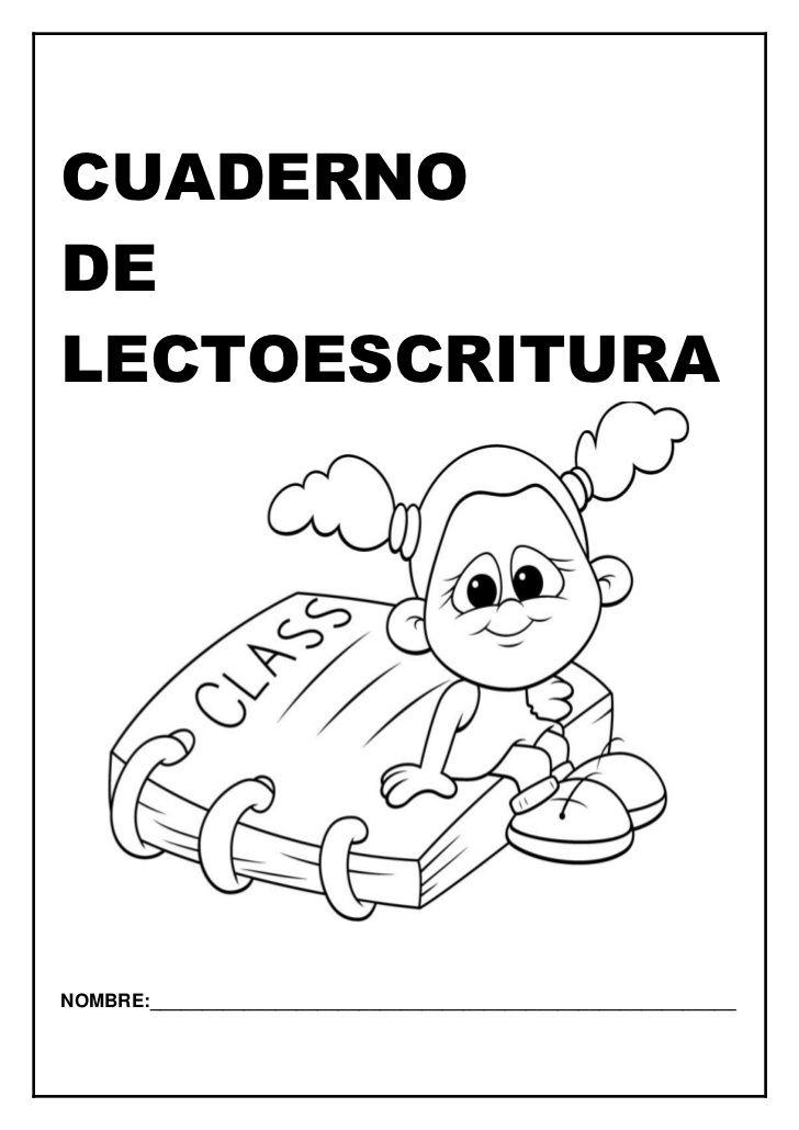 Cuadernillo lectoescritura