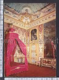 Camera da letto, appartamento duca del Chiablese.Palazzina di caccia Stupinigi,Torino.
