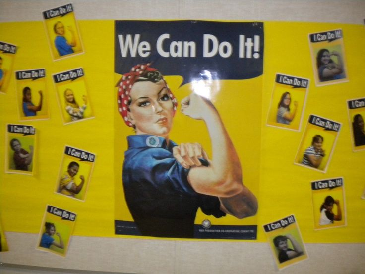 do it for her template - 46 best images about stem women rosie the riveter on