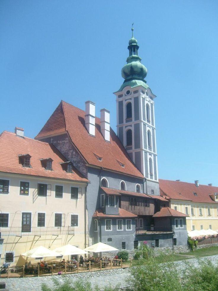 St. Jost Church - Cesky Krumlov