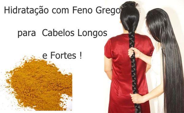 Hidratação com Feno Grego para o Cabelo Crescer mais Rápido http://www.aprendizdecabeleireira.com/2015/10/hidratacao-com-feno-grego-para-o-cabelo.html