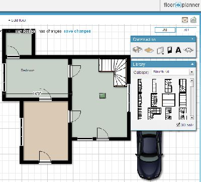 129 best architecture images on pinterest floor plans for Floorplanner software