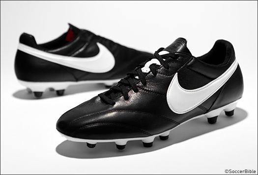 Nike Premier Football Boots - Black/White - Football Boots