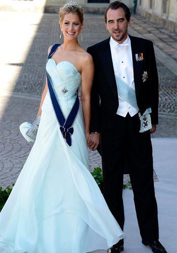 La princesa Tatiana de Grecia