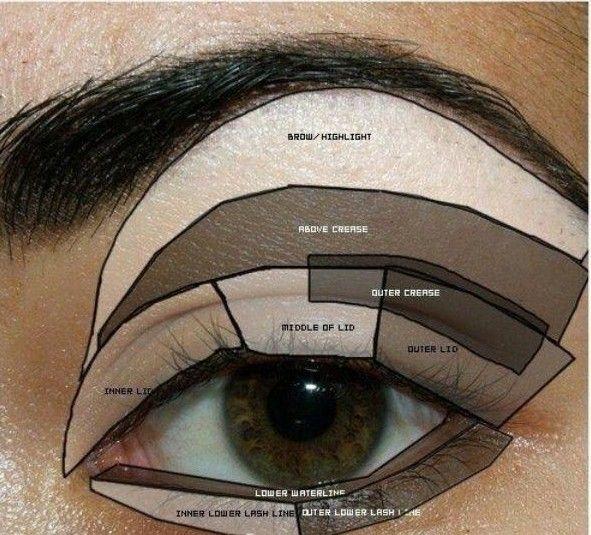 braune-augen-make-up-grau-braun-silber