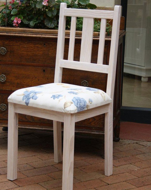 Slatted Back Chair 970mm high