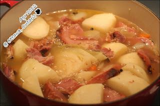 [Irish Boiled cabbage and ham] Traditional Irish comfort food - Great recipe to use leftover ham | BlogHer