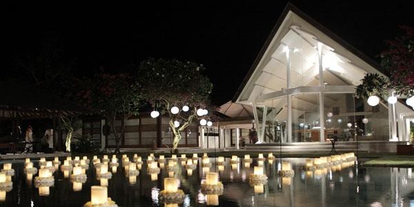 Tirtha Luhur, Uluwatu - Bali