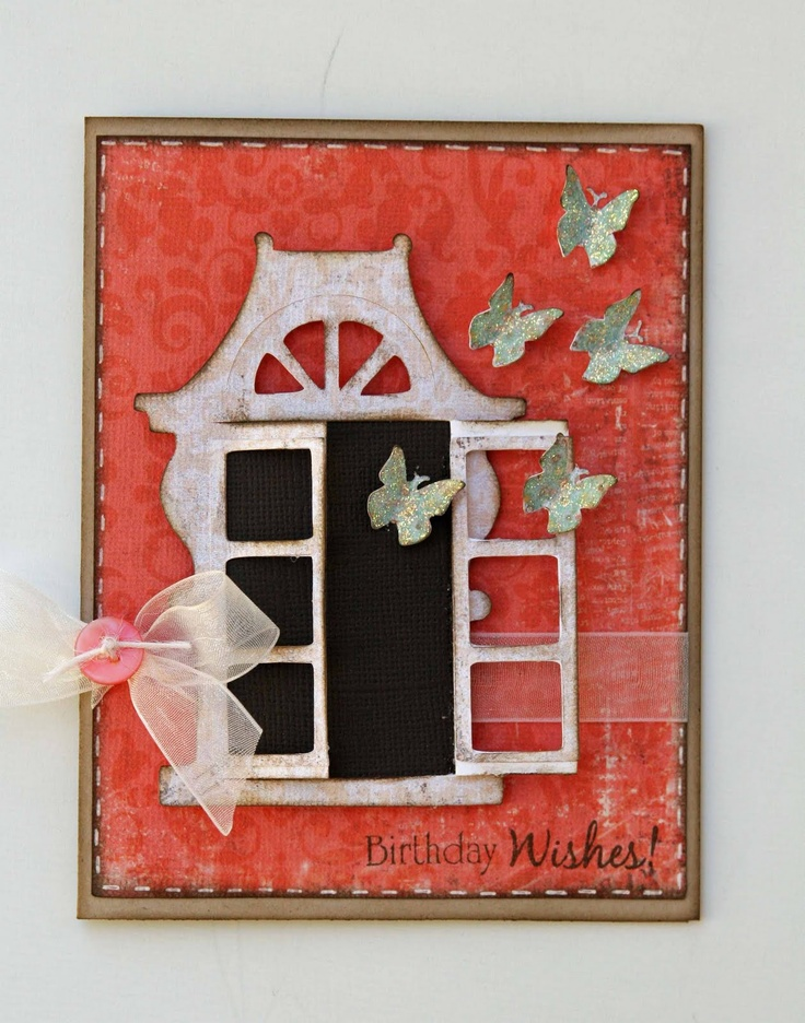 96 best Cricut Sophisticated French Manor images – Sophisticated Birthday Cards