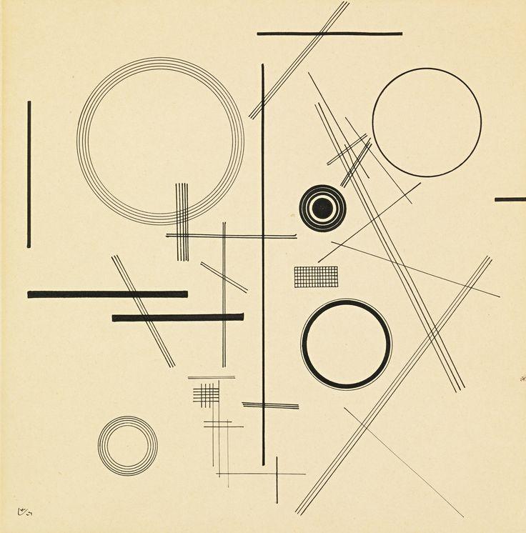 Wassily Kandinsky  Wassily Kandinsky OHNE TITEL (UNTITLED)