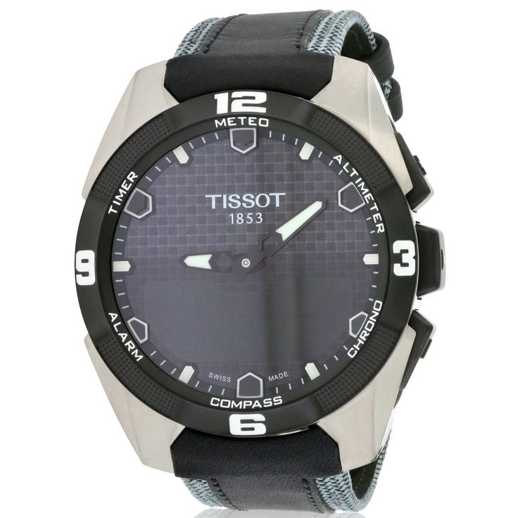 Tissot T-Touch Mens Watch T0914204605101