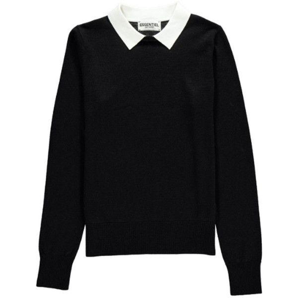 Best 25  Black collared shirt ideas on Pinterest | Collared shirt ...