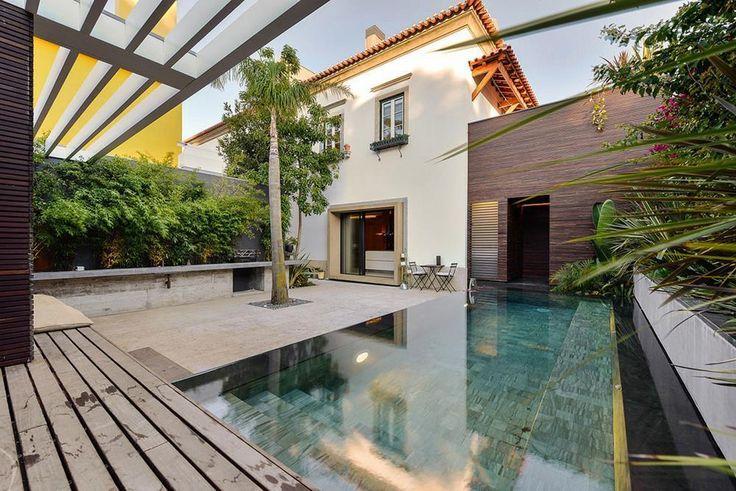 Stunning Family House in Estoril, Portugal by Ricardo Moreno Arquitectos