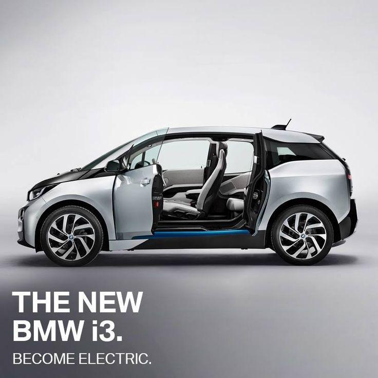 BMW i3 Ridgeway