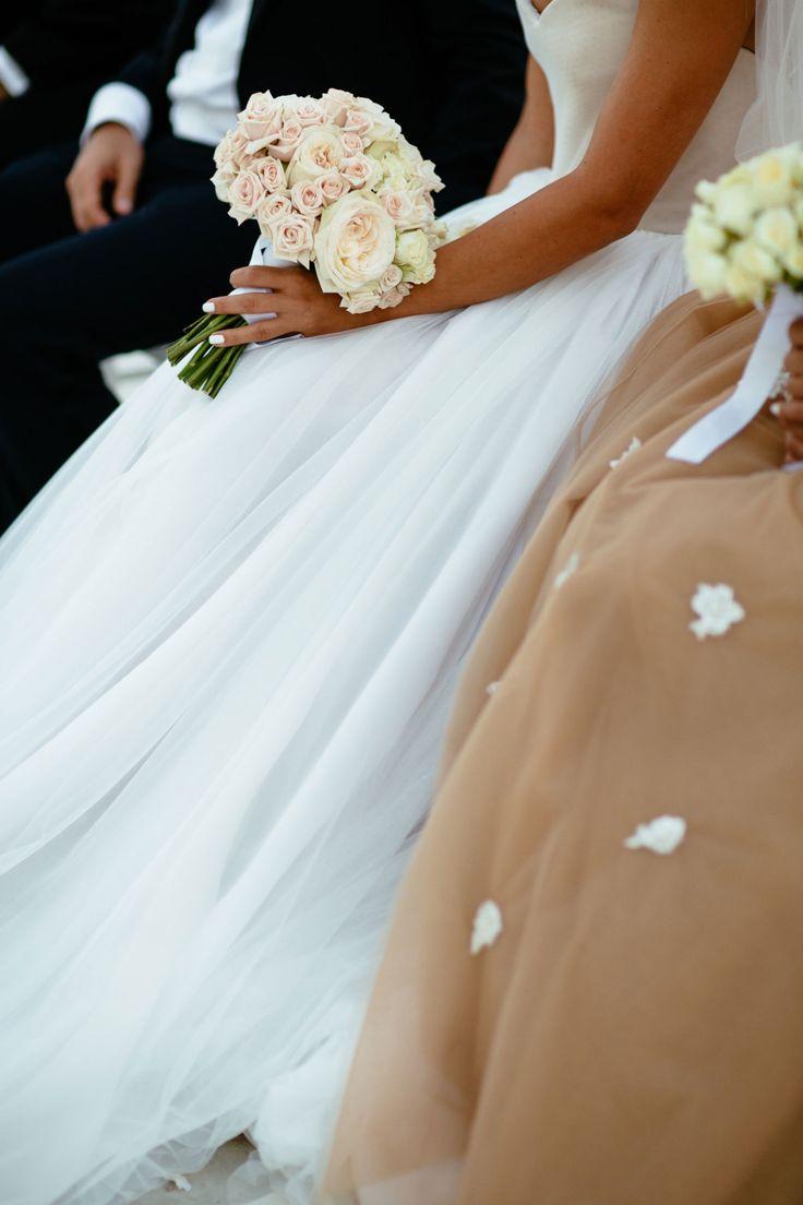 Romantic- Chic Bridal Bouquet full of roses!