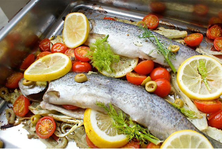 Forel is een vette vissoort en heeft daarom extra voordelen voor je gezondheid. Het zit vol met eiwitten en omega …