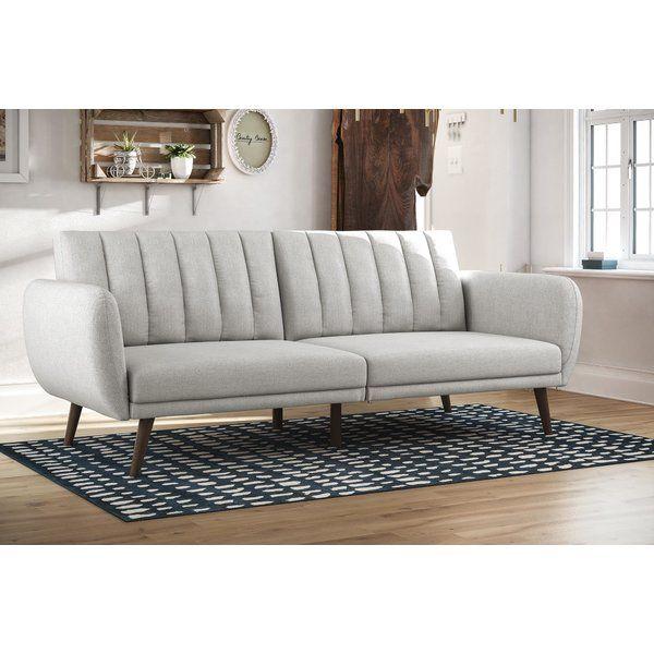 Novogratz Brittany Full 81 5 Split Back Convertible Sofa Home Decor Convertible Sofa Sofa Upholstery